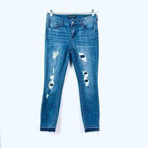 BULLHEAD Women's Size 4 Blue Jeans